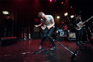 He's a soul man: Anderson East live